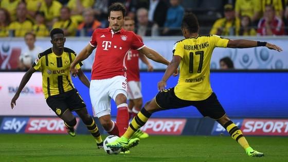 Dortmund quyết đánh úp Bayern ngay tại Munich ảnh 1