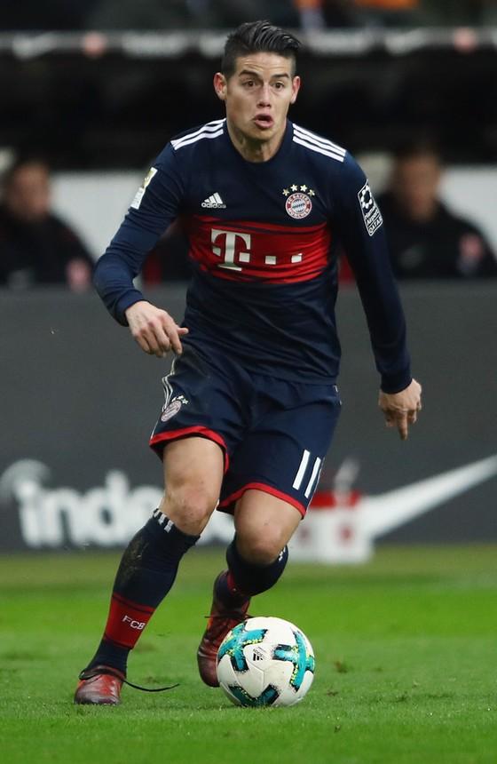 James Rodriguez đến Munich như cá gặp nước ảnh 2