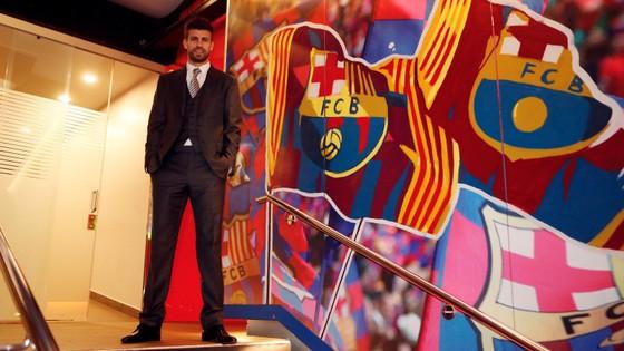 Nếu Barca không triển hạn, Pique sẽ giải nghệ ảnh 1