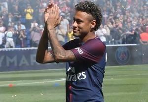 Neymar là nhân tố giúp Ligue 1 được chú ý nhiều hơn. Ảnh: getty Images.