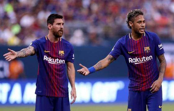 """Messi quả quyết Barca chơi tốt hơn khi """"mất"""" Neymar ảnh 1"""