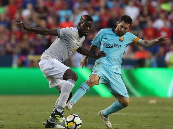 """Sao Man.United sẽ chọn Barca vì… ái mộ Messi """"nhỏ bé"""" ảnh 1"""