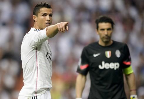 Ronaldo là nỗi ám ảnh với Gigi Buffon.