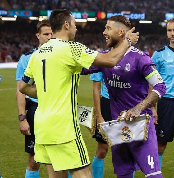 """Khi Buffon cho Real Madrid """"uống nước đường"""" ảnh 2"""