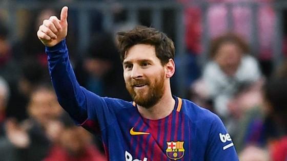 Leo Messi sẽ giúp Barca đánh bại Roma đêm nay