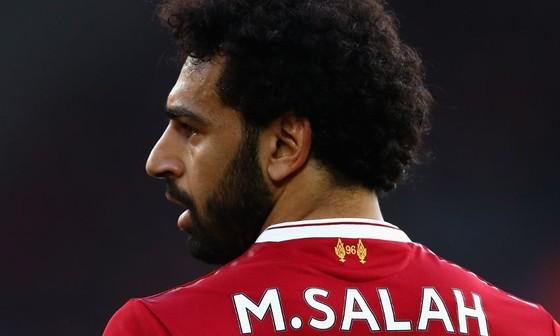 Mohamed Salah (Liverpool). Ành Getty Images.