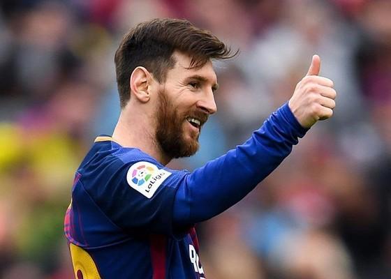 Messi cần dưỡng sức cho trận chung kết cúp Nhà vua vào thứ Bảy.