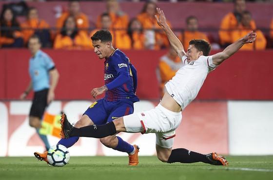 Coutinho quyết thắng danh hiệu đầu tiên ở Barcelona ảnh 1