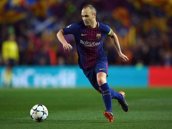 Iniesta nói lời chia tay Barca sau 22 năm gắn bó ảnh 1