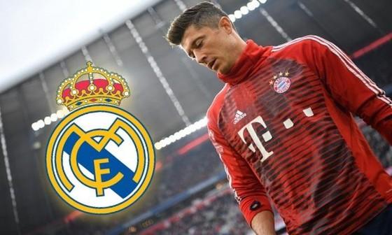 Robert Lewandowski sẽ phải từ bỏ giậc mơ sang Real Madrid.