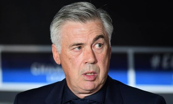 Carlo Ancelotti trở lại Serie A.