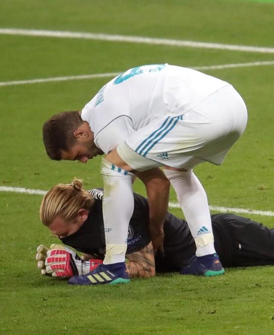Tặng quà cho Real Madrid: Karius đã kết thúc ở Liverpool ảnh 3
