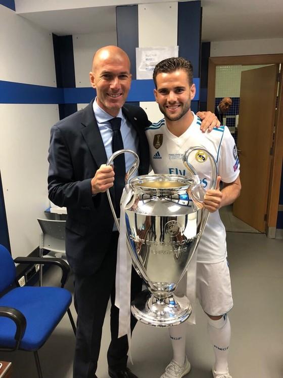Sốc khi Zidane tuyên bố chia tay Real Madrid ảnh 13