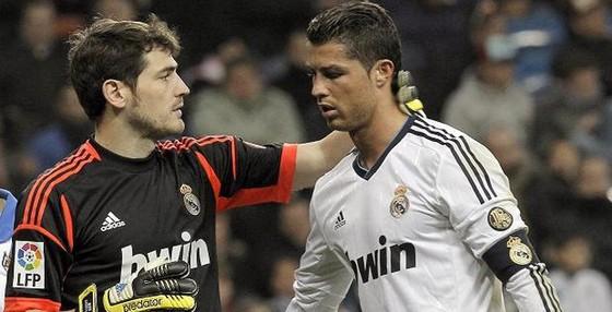 Casillas kêu gọi Madrid giữ chân Ronaldo ảnh 1