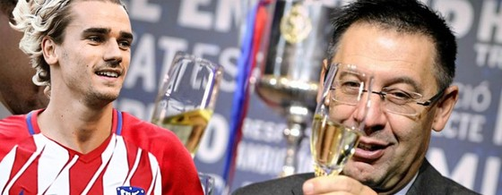 FIFA ngăn Barca tuyển mộ Griezmann? ảnh 1