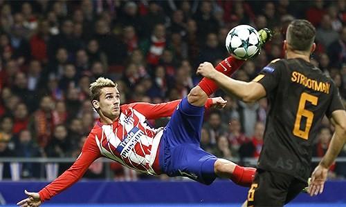 """Từ chối Barca, Griezmann """"quyết định ở lại Atletico Madrid"""" ảnh 1"""