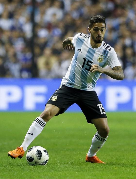 Sao Argentina lỡ World Cup vì chấn thương nặng trên sân tập ảnh 1
