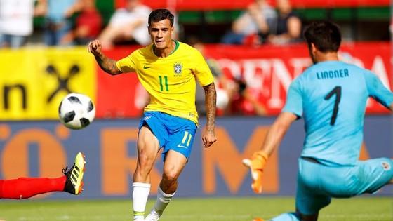 Neymar lại nhảy Samba, Bộ tứ sát thủ hạ gục tuyển Áo ảnh 3