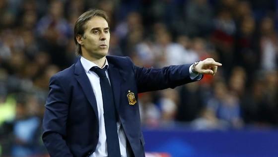 Julen Lopetegui dẫn dắt truyển Tây Ban Nha ổ World Cup 2018