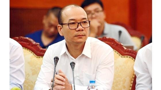 Ông Hoàng Quốc Vinh là Phó đoàn thể thao Việt Nam tại SEA Games 2017. tác giả: NGỌC HẢI