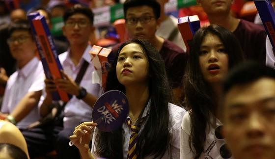 Dàn nữ sinh cổ vũ hết mình nhưng Hanoi Buffaloes vẫn thua Saigon Heat ảnh 3