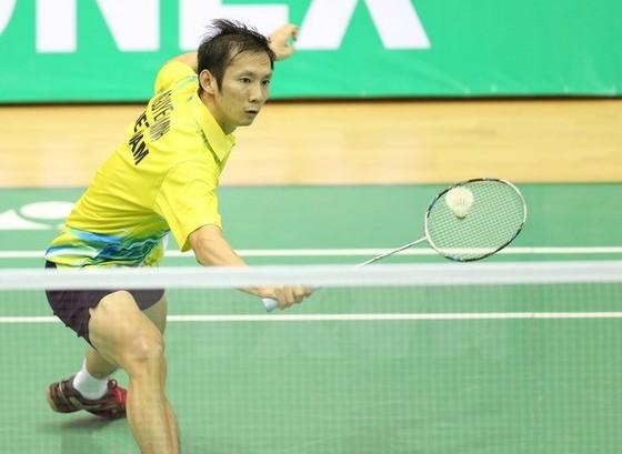 Tiến Minh đã dừng bước tại bán kết giải quốc tế Malaysia. Ảnh: NHẬT ANH