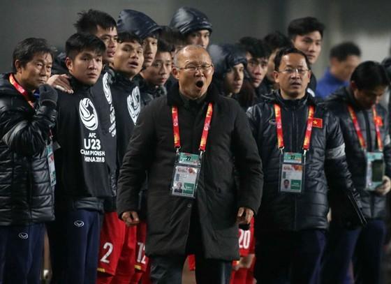 HLV trưởng Park Hang Seo cho cầu thủ U23 được nghỉ ngơi ngày 24-1. Ảnh: ANH KHOA