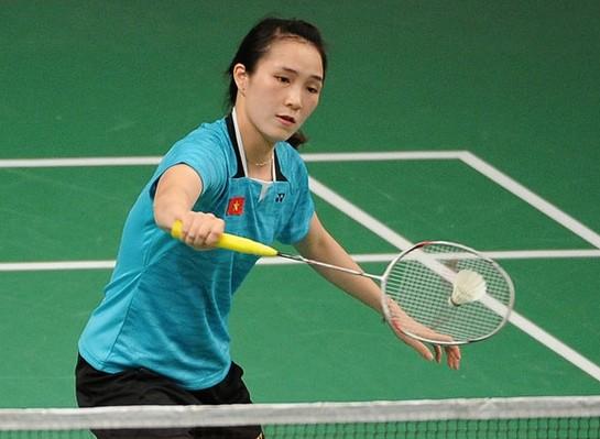 Vũ Thị Trang là niềm hy vọng của cầu lông Việt Nam tại giải vô địch đồng đội châu Á 2018. Ảnh: DŨNG PHƯƠNG