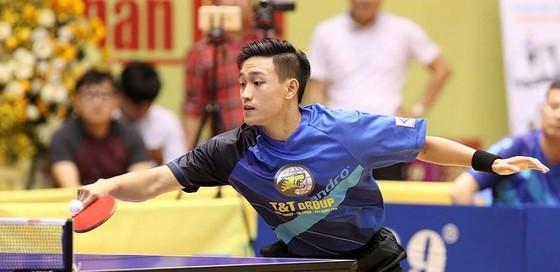 Nguyễn Anh Tú đã có ngôi vô địch giải Đỉnh cao Việt Nam lần 2-2018. ẢNH:QK
