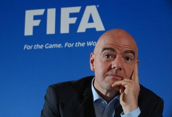Chủ tịch FIFA sẽ thăm Việt Nam ngày 8-2. Nguồn: FIFA