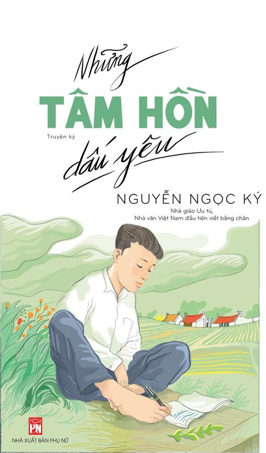 """Nhà giáo Nguyễn Ngọc Ký ra mắt tác phẩm """"Những tâm hồn dấu yêu""""  ảnh 2"""