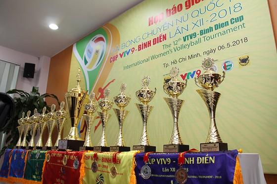 Cúp bóng chuyền nữ quốc tế VTV9 Bình Điền lần 12-2018: Hào hứng từ trước khi khai cuộc ảnh 3