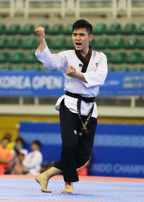 Giải vô địch Taekwondo Châu Á lần thứ 23 năm 2018: Việt Nam có huy chương đồng đầu tiên ảnh 2