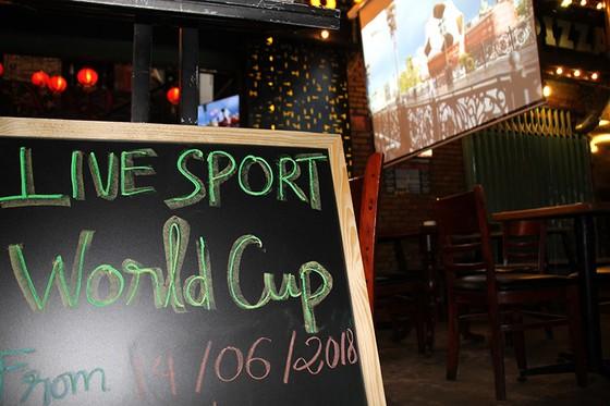 Khai mạc World cup 2018: SÔI ĐỘNG PHỐ TÂY BÙI VIỆN  ảnh 5