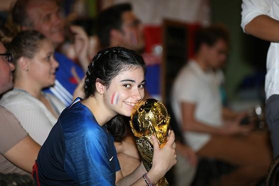 Đại sứ quán Pháp tại TPHCM cuồng nhiệt với World Cup 2018 ảnh 6