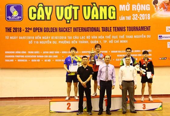 Giải bóng bàn QT Cây vợt vàng 2018: Tay vợt 16 tuổi lên ngôi vô địch ảnh 3