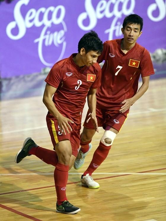 Môn futsal AIMAG5 - Việt Nam vào Tứ kết gặp Afghanistan  ảnh 1