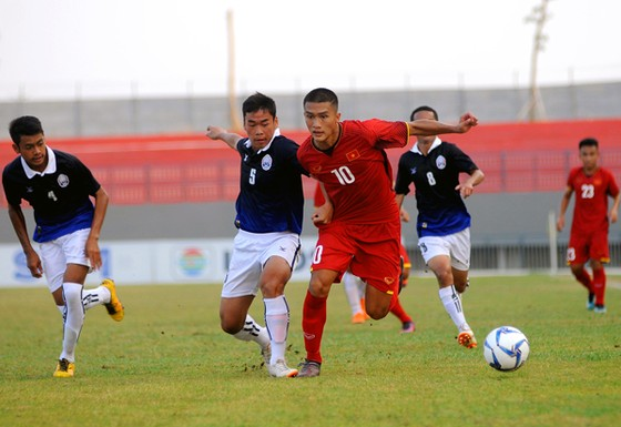 Giải vô địch U16 Đông Nam Á 2018 – Việt Nam lấy 3 điểm đầu tay ảnh 1