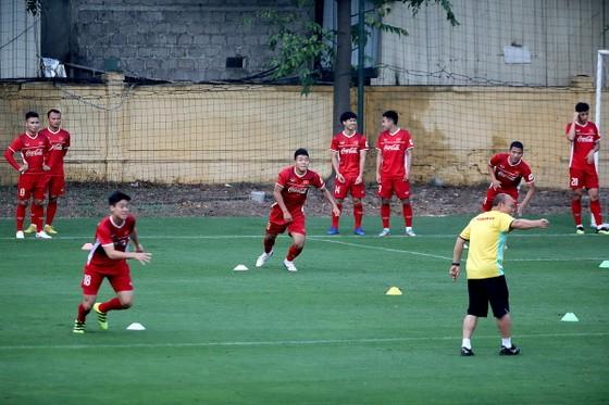 Đội tuyển Việt Nam bình thản chờ Malaysia ảnh 2