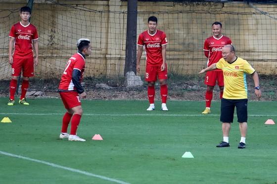 Đội tuyển Việt Nam bình thản chờ Malaysia ảnh 1