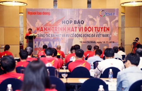 300 triệu đồng cho bài hát hay nhất cổ động bóng đá Việt Nam ảnh 2