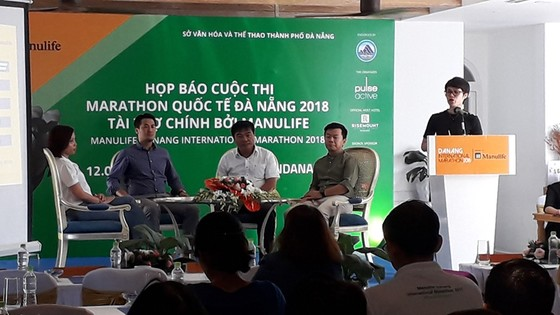Hơn 7.000 vận động viên tham gia cuộc thi Marathon Quốc tế Đà Nẵng 2018 ảnh 1