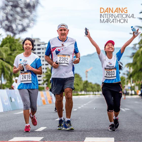 Hơn 7.000 vận động viên tham gia cuộc thi Marathon Quốc tế Đà Nẵng 2018 ảnh 2