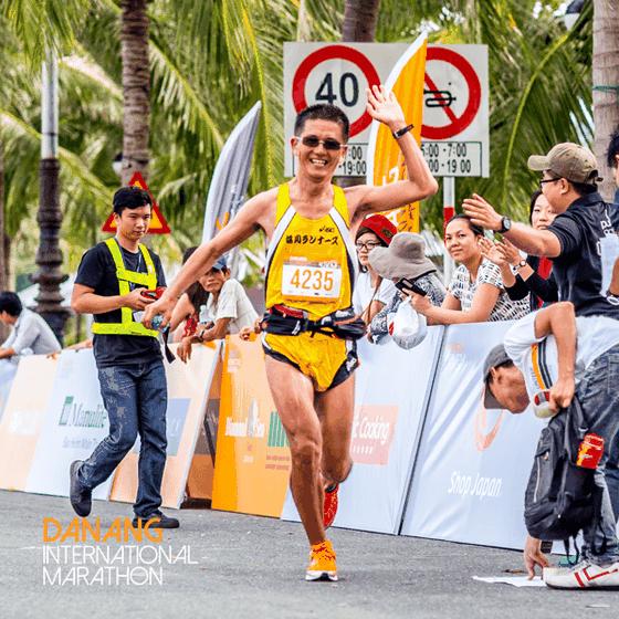 Hơn 7.000 vận động viên tham gia cuộc thi Marathon Quốc tế Đà Nẵng 2018 ảnh 3