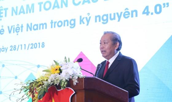 Hơn 200 tri thức trẻ Việt Nam ở nước ngoài tham dự Diễn đàn Tri thức trẻ Việt Nam toàn cầu lần thứ I ảnh 1