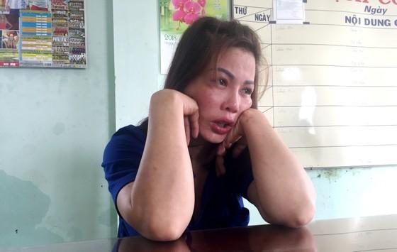 Bà chủ hành hung dã man người làm thuê bị nghiện ma túy nặng ảnh 1