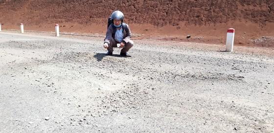 """Đường gần trăm tỷ """"nát bét"""", Công ty Thuận Nguyên phải chịu trách nhiệm sửa chữa ảnh 6"""