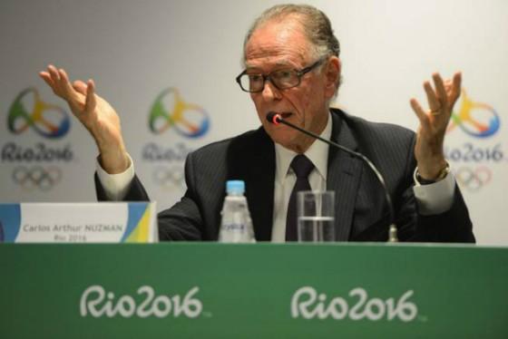 Bê bối hậu Olympic 2016: Bắt khẩn cấp 1 quan chức dàn xếp hối lộ ảnh 1