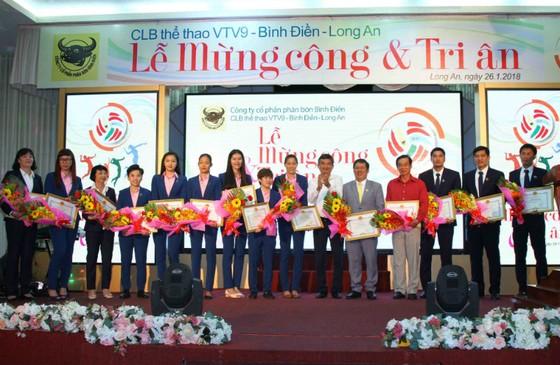 CLB VTV Bình Điền Long An: Danh hiệu VĐQG là cú hích cho tương lai! ảnh 1