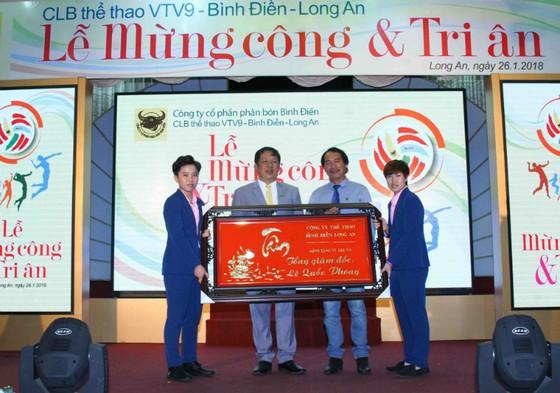 CLB VTV Bình Điền Long An: Danh hiệu VĐQG là cú hích cho tương lai! ảnh 3